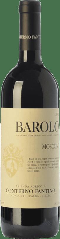 64,95 € | Red wine Conterno Fantino Mosconi D.O.C.G. Barolo Piemonte Italy Nebbiolo Bottle 75 cl