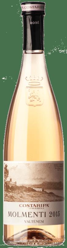 33,95 € | Rosé wine Costaripa Molmenti Italy Sangiovese, Barbera, Marzemino, Groppello Bottle 75 cl