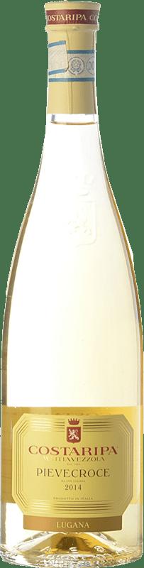 13,95 € | White wine Costaripa Pievecroce D.O.C. Lugana Lombardia Italy Trebbiano di Lugana Bottle 75 cl