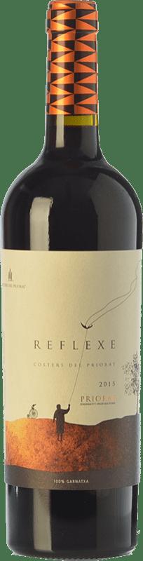 12,95 € Free Shipping | Red wine Costers del Priorat Reflexe Crianza D.O.Ca. Priorat Catalonia Spain Syrah, Grenache, Cabernet Sauvignon, Carignan Bottle 75 cl