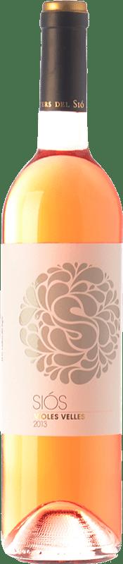 11,95 € | Rosé wine Costers del Sió Siós Violes Velles Joven D.O. Costers del Segre Catalonia Spain Syrah, Grenache Bottle 75 cl