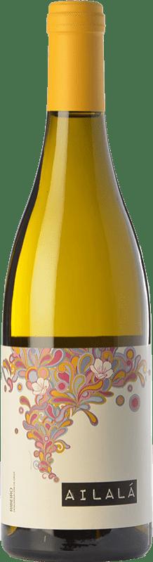 9,95 € Free Shipping | White wine Coto de Gomariz Ailalá D.O. Ribeiro Galicia Spain Treixadura Bottle 75 cl