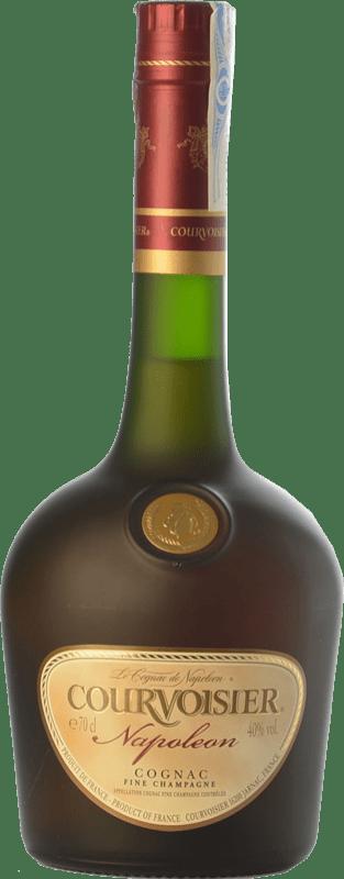 49,95 € 免费送货 | 科涅克白兰地 Courvoisier Napoleón A.O.C. Cognac 法国 瓶子 70 cl