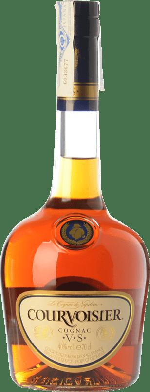 29,95 € 免费送货 | 科涅克白兰地 Courvoisier V.S. Very Special A.O.C. Cognac 法国 瓶子 70 cl