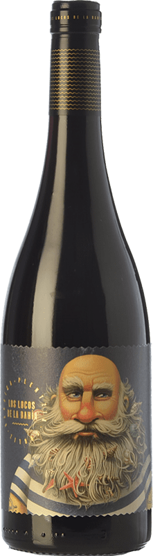 13,95 € | Red wine Crusoe Treasure Los Locos de la Bahia Joven Spain Grenache Tintorera Bottle 75 cl