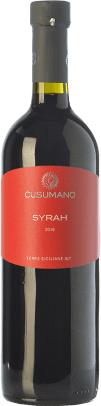 12,95 € | Red wine Cusumano I.G.T. Terre Siciliane Sicily Italy Syrah Bottle 75 cl
