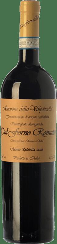 433,95 € | Red wine Forno Romano Amarone 2010 D.O.C.G. Amarone della Valpolicella Veneto Italy Rondinella, Corvinone, Oseleta, Croatina Bottle 75 cl