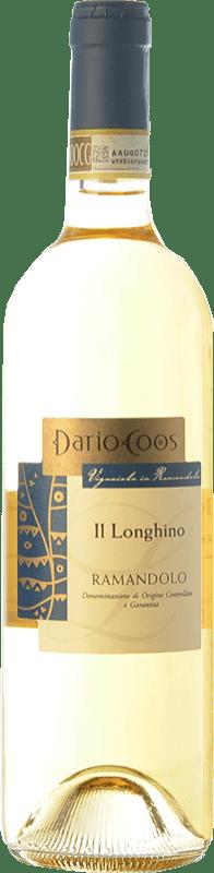 19,95 € | Sweet wine Coos Il Longhino D.O.C.G. Ramandolo Friuli-Venezia Giulia Italy Verduzzo Friulano Bottle 75 cl