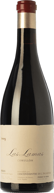 105,95 € | Red wine Descendientes J. Palacios Las Lamas Crianza D.O. Bierzo Castilla y León Spain Mencía Bottle 75 cl