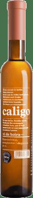 28,95 € Envío gratis | Vino dulce DG Caligo Vi de Boira D.O. Penedès Cataluña España Chardonnay Media Botella 37 cl