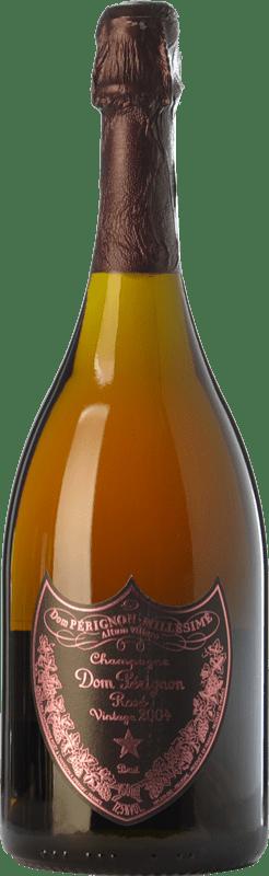 409,95 € | Rosé sparkling Moët & Chandon Dom Pérignon Rosé Gran Reserva 2005 A.O.C. Champagne Champagne France Pinot Black, Chardonnay Bottle 75 cl