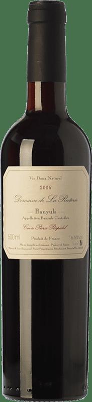 19,95 € | Sweet wine Domaine de la Rectorie Pierre Rapidel A.O.C. Banyuls Languedoc-Roussillon France Grenache, Carignan Bottle 75 cl