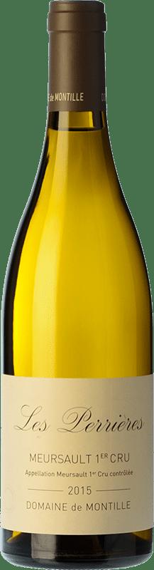 174,95 € Free Shipping | White wine Domaine de Montille Premier Cru Les Perrières Crianza A.O.C. Meursault Burgundy France Chardonnay Bottle 75 cl