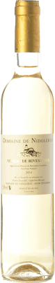 14,95 € Free Shipping | Sweet wine Domaine de Nidolères A.O.C. Muscat de Rivesaltes Languedoc-Roussillon France Muscat of Alexandria Half Bottle 50 cl