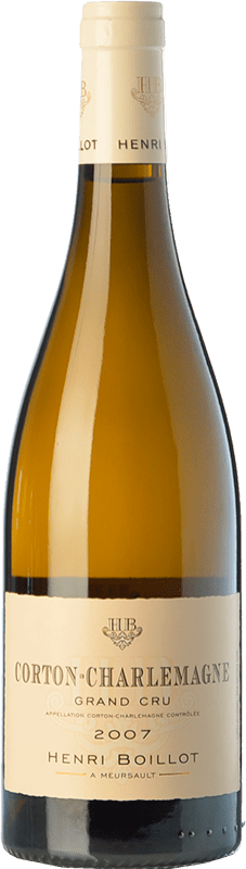 183,95 € | White wine Domaine Henri Boillot Grand Cru Crianza 2010 A.O.C. Corton-Charlemagne Burgundy France Chardonnay Bottle 75 cl