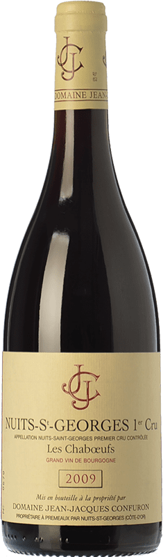 137,95 € Free Shipping | Red wine Confuron Nuits-St.-Georges Les Chaboeufs Crianza A.O.C. Bourgogne Burgundy France Pinot Black Bottle 75 cl