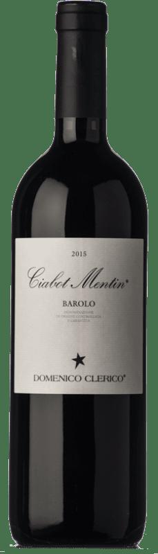 96,95 € | Red wine Domenico Clerico Ciabot Mentin D.O.C.G. Barolo Piemonte Italy Nebbiolo Bottle 75 cl