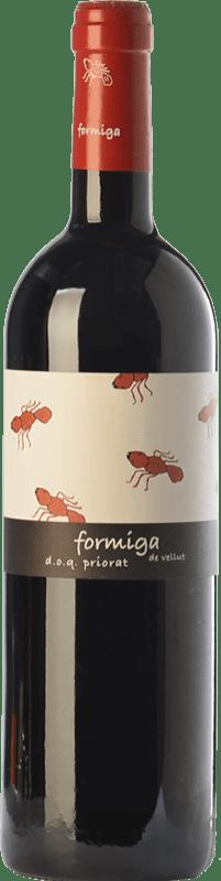 16,95 € | Red wine Domini de la Cartoixa Formiga de Vellut Joven D.O.Ca. Priorat Catalonia Spain Syrah, Grenache, Carignan Magnum Bottle 1,5 L