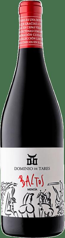 9,95 € Envoi gratuit | Vin rouge Dominio de Tares Baltos Joven D.O. Bierzo Castille et Leon Espagne Mencía Bouteille 75 cl