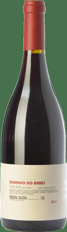 34,95 € 免费送货 | 红酒 Dominio do Bibei B Crianza D.O. Ribeira Sacra 加利西亚 西班牙 Brancellao 瓶子 75 cl