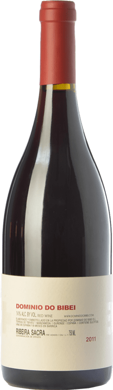 34,95 € | Red wine Dominio do Bibei B Crianza D.O. Ribeira Sacra Galicia Spain Brancellao Bottle 75 cl