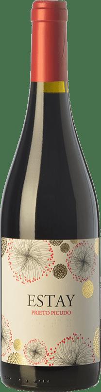 7,95 € | Red wine Dominio DosTares Estay Joven I.G.P. Vino de la Tierra de Castilla y León Castilla y León Spain Prieto Picudo Bottle 75 cl