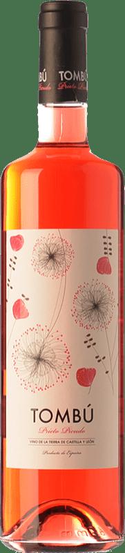 9,95 € | Rosé wine Dominio DosTares Tombú I.G.P. Vino de la Tierra de Castilla y León Castilla y León Spain Prieto Picudo Bottle 75 cl