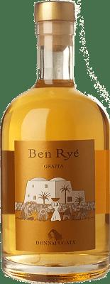 32,95 € Free Shipping | Grappa Donnafugata Ben Ryé I.G.T. Grappa Siciliana Sicily Italy Half Bottle 50 cl