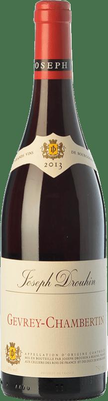 62,95 € Envío gratis   Vino tinto Drouhin Crianza A.O.C. Gevrey-Chambertin Borgoña Francia Pinot Negro Botella 75 cl