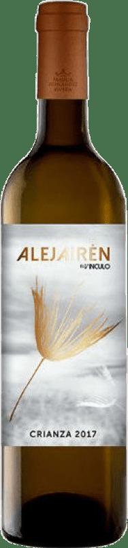 22,95 € Free Shipping   White wine El Vínculo Alejairén Crianza D.O. La Mancha Castilla la Mancha Spain Airén Bottle 75 cl