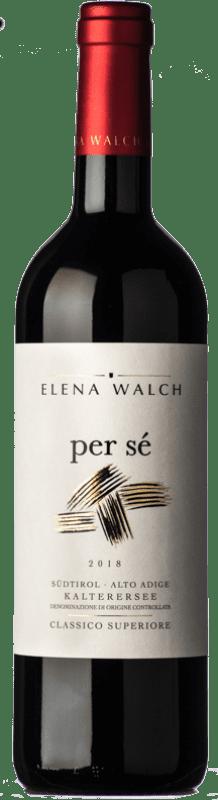 17,95 € | Red wine Elena Walch Kalterersee Vigna Castel Ringberg D.O.C. Lago di Caldaro Trentino Italy Schiava Bottle 75 cl