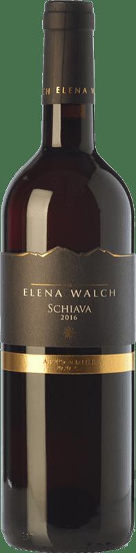 12,95 € | Red wine Elena Walch D.O.C. Alto Adige Trentino-Alto Adige Italy Schiava Bottle 75 cl