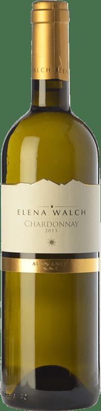 14,95 € | White wine Elena Walch D.O.C. Alto Adige Trentino-Alto Adige Italy Chardonnay Bottle 75 cl