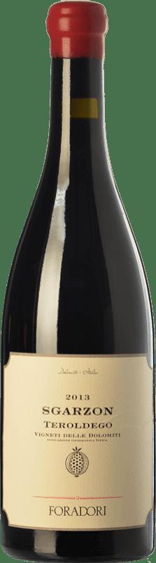 36,95 € Envoi gratuit | Vin rouge Foradori Sgarzon I.G.T. Vigneti delle Dolomiti Trentin Italie Teroldego Bouteille 75 cl
