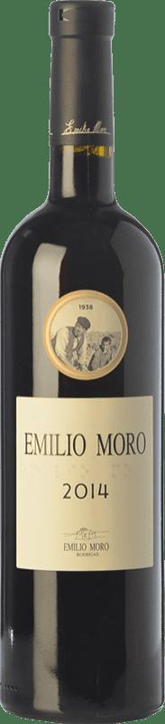 94,95 € Envoi gratuit | Vin rouge Emilio Moro Crianza D.O. Ribera del Duero Castille et Leon Espagne Tempranillo Bouteille Jéroboam-Doble Magnum 3 L