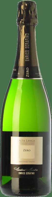 25,95 € | White sparkling Enrico Serafino Zero D.O.C. Alta Langa Piemonte Italy Pinot Black, Chardonnay Bottle 75 cl
