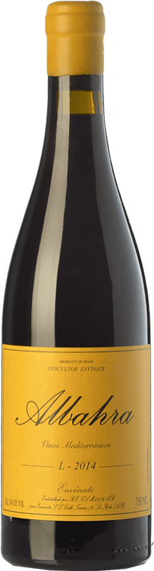 15,95 € Envoi gratuit | Vin rouge Envínate Albahra Joven I.G.P. Vino de la Tierra de Castilla Castilla La Mancha Espagne Grenache Tintorera Bouteille 75 cl