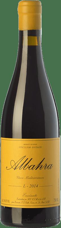 15,95 € Envío gratis | Vino tinto Envínate Albahra Joven I.G.P. Vino de la Tierra de Castilla Castilla la Mancha España Garnacha Tintorera Botella 75 cl