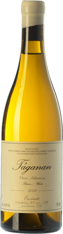 17,95 € | White wine Envínate Táganan Crianza Spain Malvasía, Marmajuelo, Albillo Criollo, Gual Bottle 75 cl