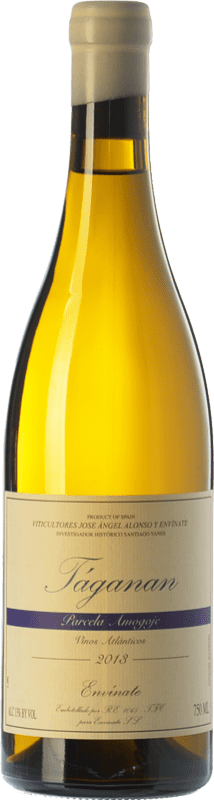 22,95 € Free Shipping | White wine Envínate Táganan Parcela Amogoje Crianza Spain Malvasía, Listán White, Marmajuelo, Albillo Criollo, Gual Bottle 75 cl