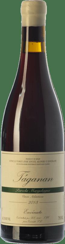 22,95 € Envío gratis   Vino tinto Envínate Táganan Parcela Margalagua Crianza España Listán Negro, Malvasía Negra, Vijariego Negro, Baboso Negro, Negramoll Botella 75 cl