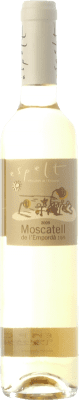 7,95 € Free Shipping | Sweet wine Espelt Moscatell 15/5 D.O. Empordà Catalonia Spain Muscat of Alexandria Half Bottle 50 cl