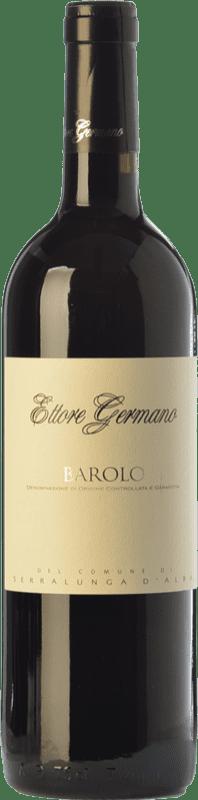 43,95 € Free Shipping | Red wine Ettore Germano Serralunga D.O.C.G. Barolo Piemonte Italy Nebbiolo Bottle 75 cl