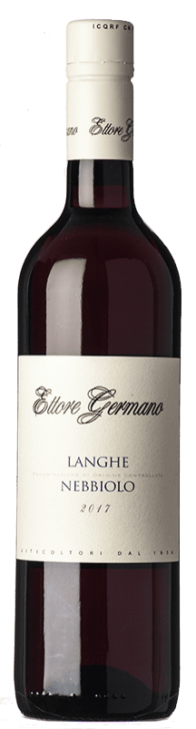 14,95 € | Red wine Ettore Germano D.O.C. Langhe Piemonte Italy Nebbiolo Bottle 75 cl