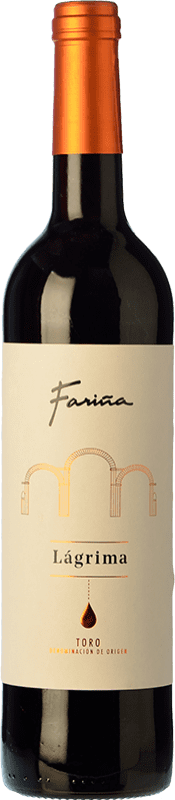 8,95 € Free Shipping | Red wine Fariña Gran Colegiata Lágrima Joven D.O. Toro Castilla y León Spain Tinta de Toro Bottle 75 cl