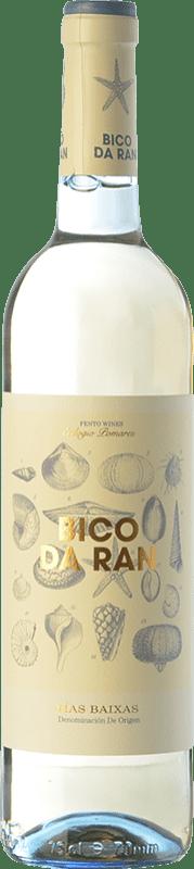 9,95 € | White wine Fento Bico da Ran D.O. Rías Baixas Galicia Spain Albariño Bottle 75 cl