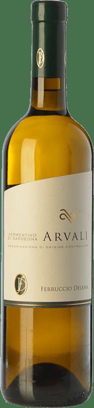 11,95 € | White wine Ferruccio Deiana Arvali D.O.C. Vermentino di Sardegna Sardegna Italy Vermentino Bottle 75 cl
