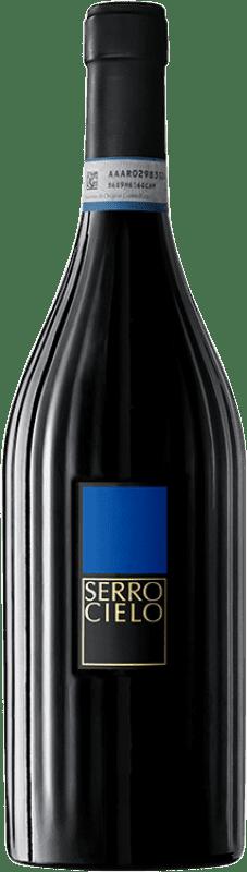 13,95 € Envío gratis | Vino blanco Feudi di San Gregorio Serrocielo D.O.C. Sannio Campania Italia Falanghina Botella 75 cl