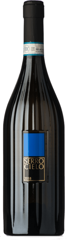 13,95 € Free Shipping | White wine Feudi di San Gregorio Serrocielo D.O.C. Sannio Campania Italy Falanghina Bottle 75 cl