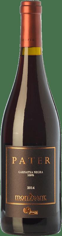 33,95 € Envoi gratuit | Vin rouge Ficaria Pater Crianza D.O. Montsant Catalogne Espagne Grenache Bouteille 75 cl